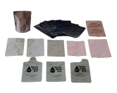 MRE military pouches
